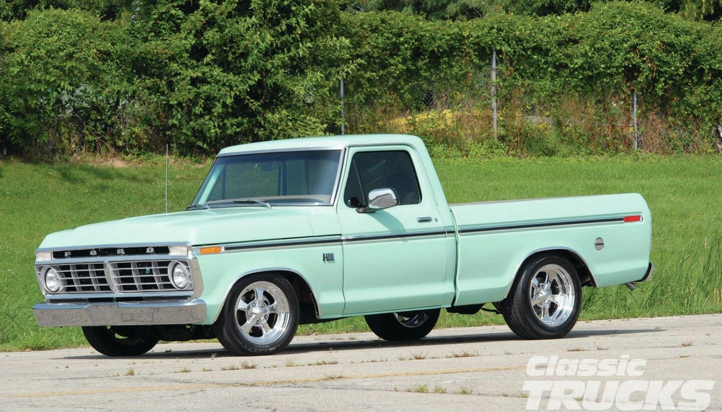 75 Ford F 100 Camionetas Camionetas Ford Autos Mustang