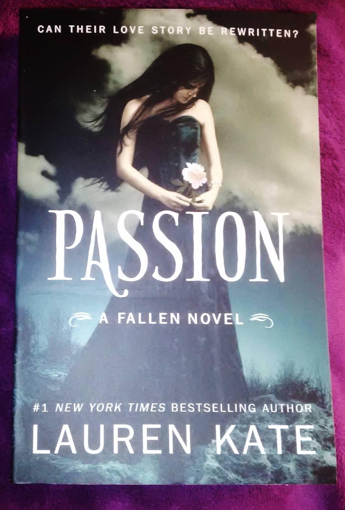 Book Passion Lauren Kate