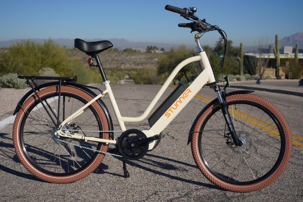 Biktrix Stunner Electric Bike Review Part 1 Pictures Specs