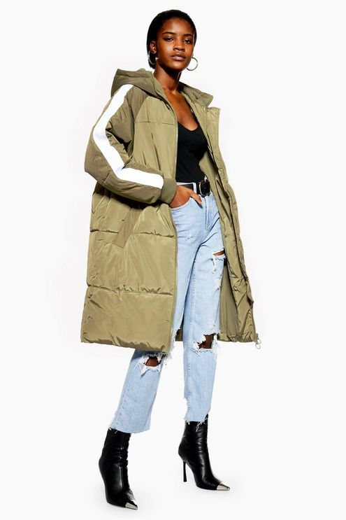 Longline Puffer Jacket Puffer Jackets Jackets Jacket Images