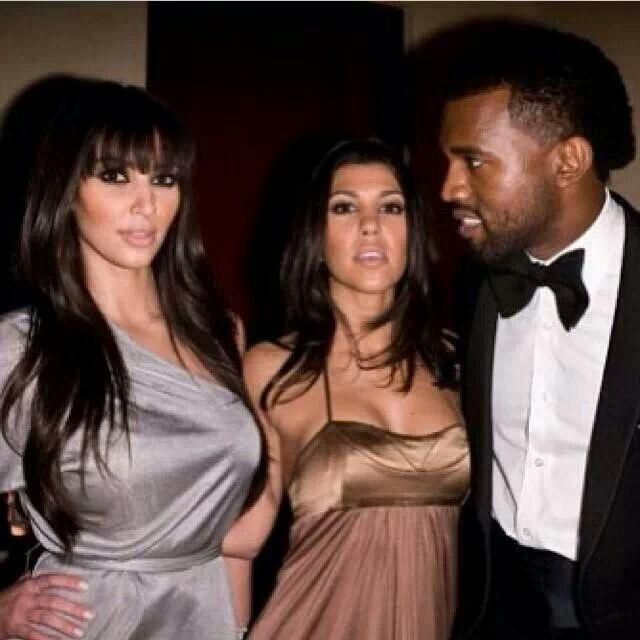 Kim Kardashian startet dating Kanye