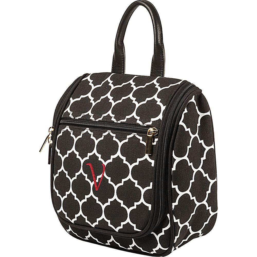 Monogram Hanging Cosmetic Bag Cosmetic bag, Diy leather bag