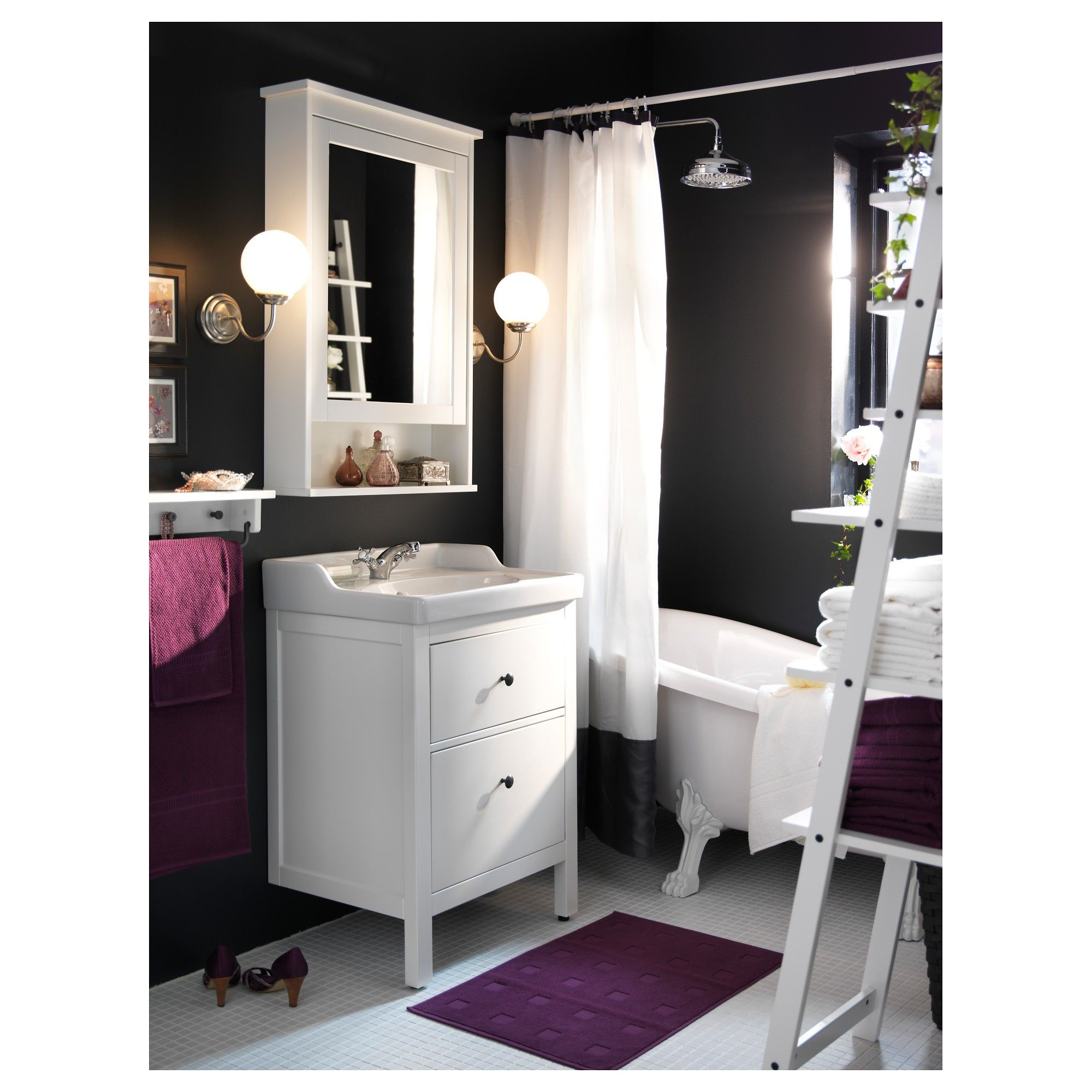 Awesome Hemnes Bathroom