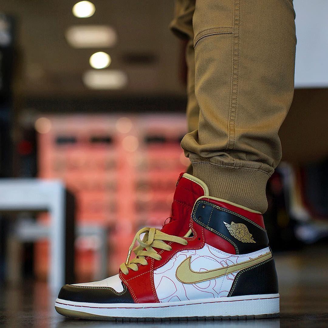 Air Jordan 1 High XQ \