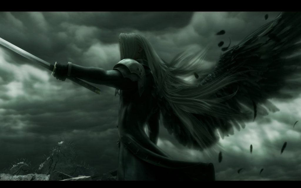 Sephiroth Wallpaper Hd Google Search Final Fantasy