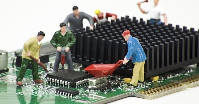 routine computer maintenance
