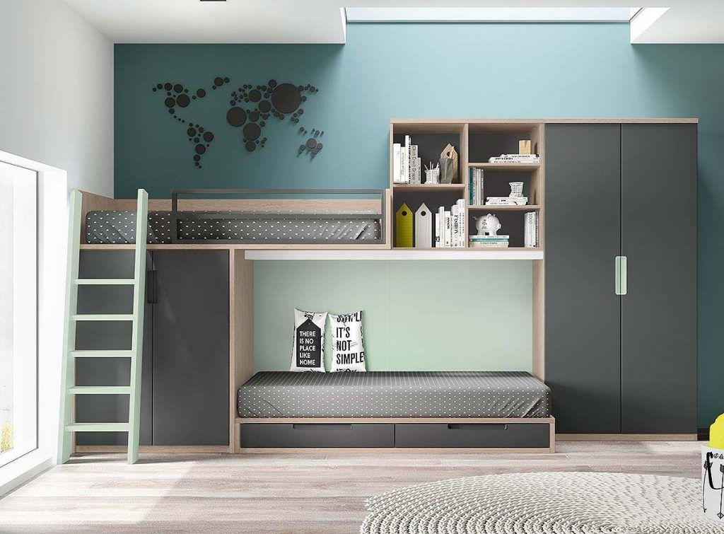 Dormitorios juveniles en valencia en 2019 carpinteria - Muebles casanova catalogo ...