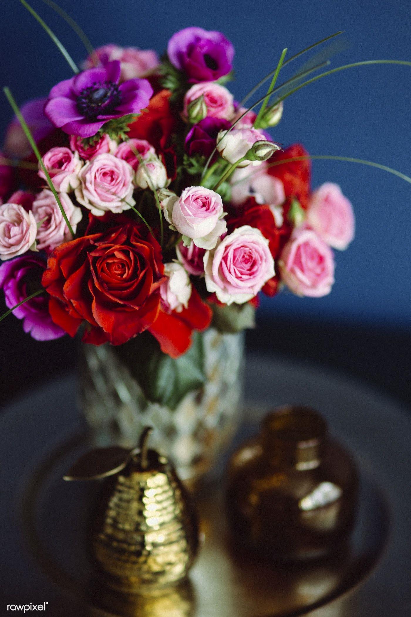 A beautiful bouquet of flowers free image by rawpixel a beautiful bouquet of flowers free image by rawpixel karolina kaboompics izmirmasajfo