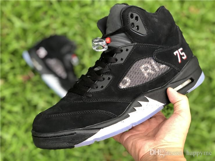 PSG Paris 5s Basketball Shoes