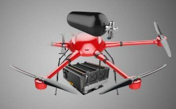 Mmc S 2nd Generation Hydrogen Fuel Cell Offers Drones Flight Time Up To 4 Hours Suas News The Business Of Drones Hydrogen Fuel Cell Fuel Cell Drone