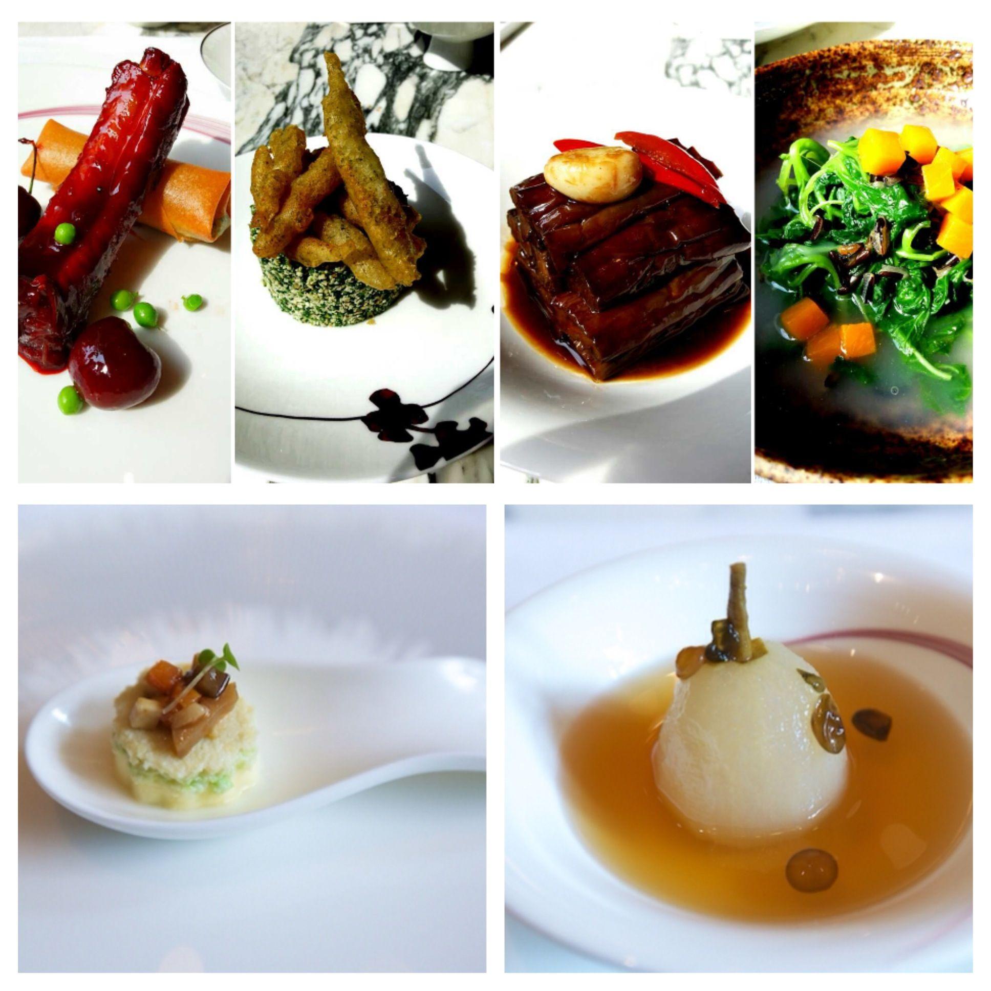 Irresistible springtime specialties of yong yi ting