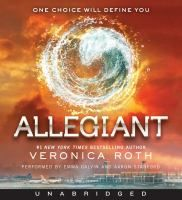 Allegiant [sound recording] / Veronica Roth.