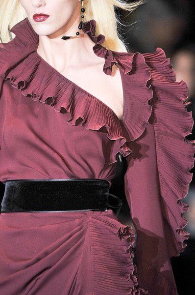 Gucci Fall 2012 - Details