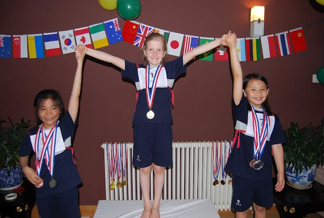 Tania McCartney: Parties: Let the Games Begin! Mini Olympics Party
