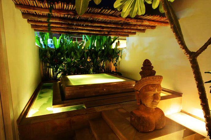 Beachfront Tropical Villa In Koh Samui Aménagement extérieur