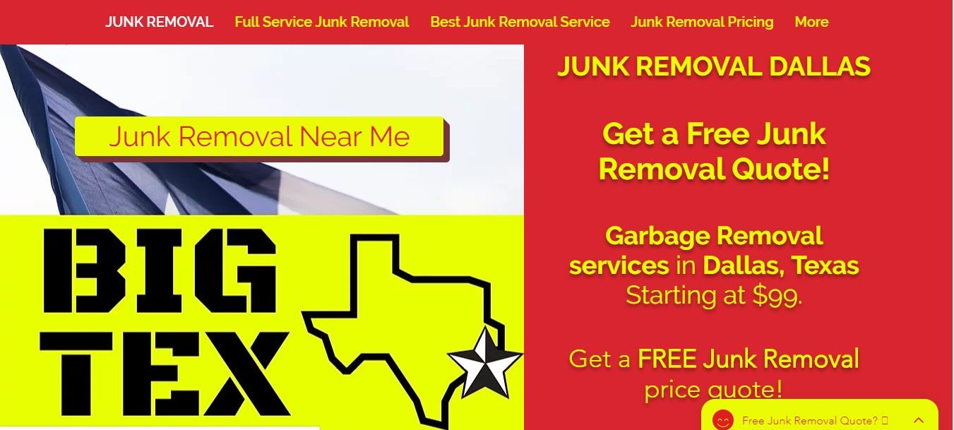 Pin by Keene on Alex in 2020 Junk removal service, Junk