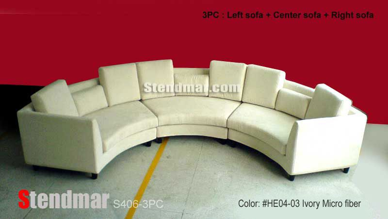 Astounding Modern Round Sofa Welcome To Stendmar Com 3Pc Modern Machost Co Dining Chair Design Ideas Machostcouk