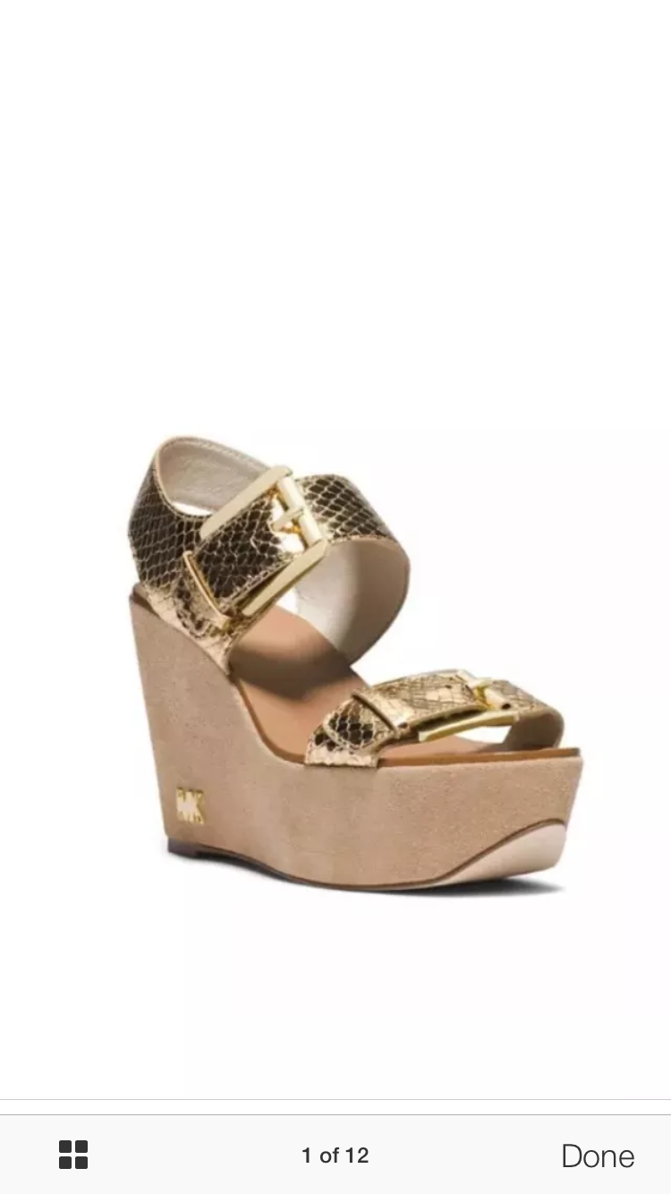 Pin Wedges Sandra Marrero TreasuresLeather On By rxtshCQd