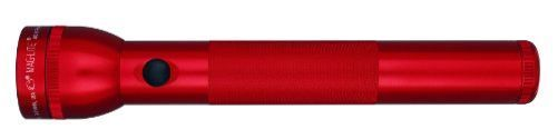 MagLite 3D LED Maglite Flashlight D Cell Flashlight Maglight Mag Lite Red NEW