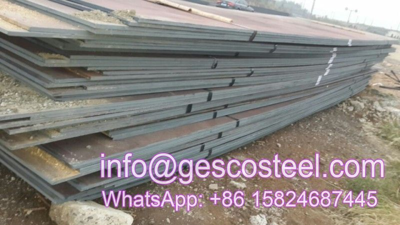 Carbon Steel Plate Astm A36 Steel Plate And 10mm Thick Steel Plate A36 Ss400 A283c S235jr S355jr Jo J2 A572 A573 Q420 Q460 Steel Steel Plate Carbon Steel Wood