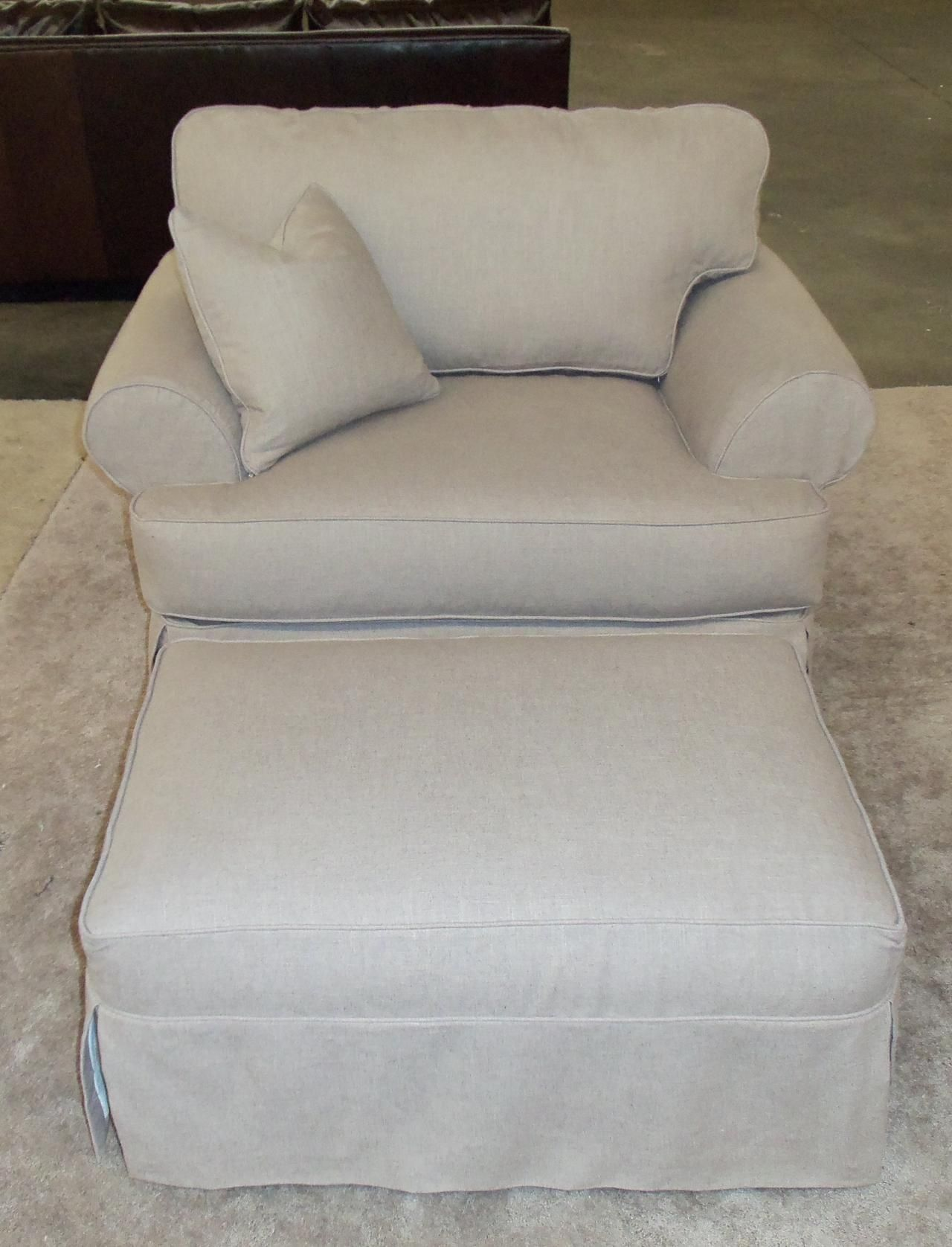 Chair And A Half With Ottoman Slipcover Slipcovers For Chairs Chair And A Half Chair And Ottoman Slipcover for chair and a half