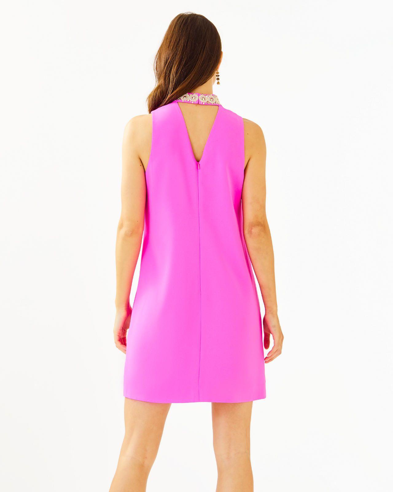 Brandi Beaded Stretch Shift Dress Dresses Shift Dress Preppy Dresses [ 1600 x 1280 Pixel ]