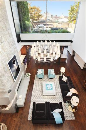 Corcoran 459 West Broadway Apt Ph6s Soho Nolita Real Estate Manhattan For Sale Homes Soho Nolita Interior Spaces Linear Fireplace Floor Design
