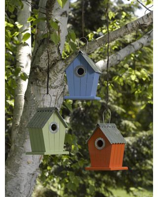 New Prices For Home Accents Bird Houses Painted Bird Houses Beautiful Birdhouses