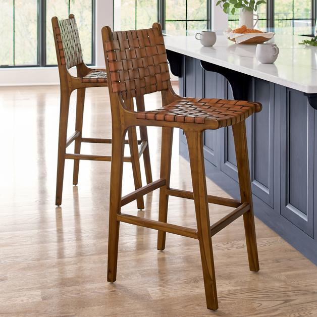 Augusto Low Back Bar & Counter Stool With images ...