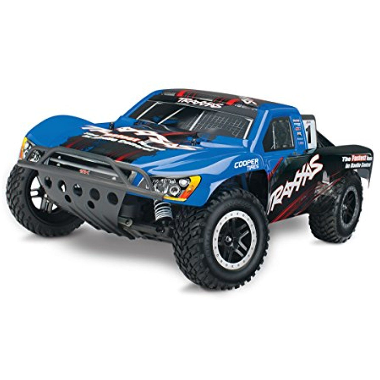 Traxxas Nitro Slash 2WD SC RTR Variable Color Vehicle with TRX 3 3 1 10
