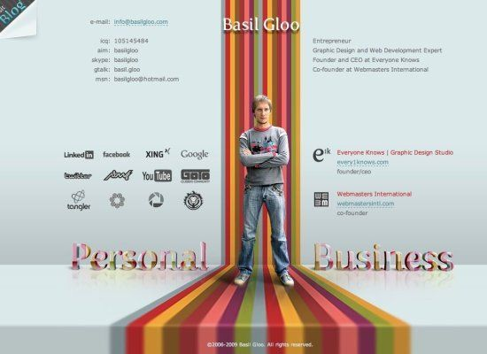Most Innovative Web Site Designs Of All Time: Inspiration And Ideas ...