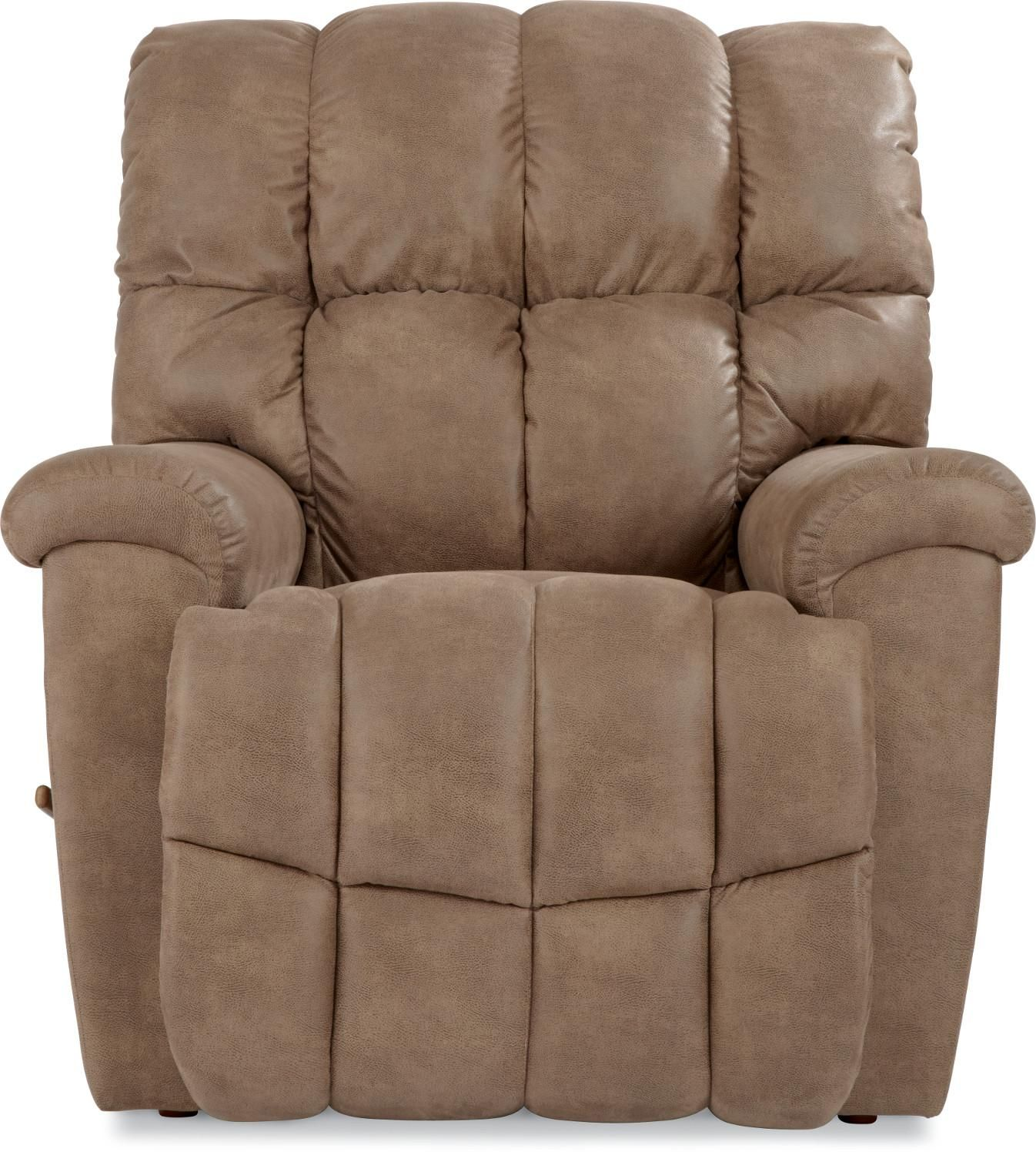 La z boy cool power leather 2 seater with 2 reclining chairs - Recliners Brutus Extra Large Recliner By La Z Boy