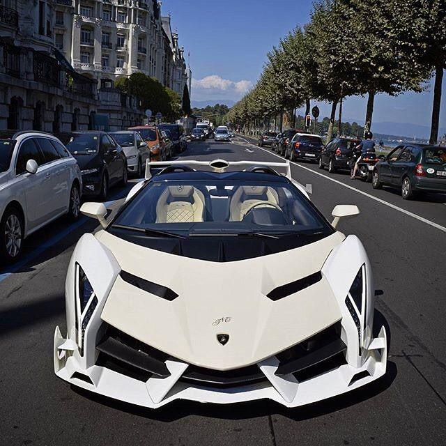 Exceptionnel Lamborghini Veneno Roadster