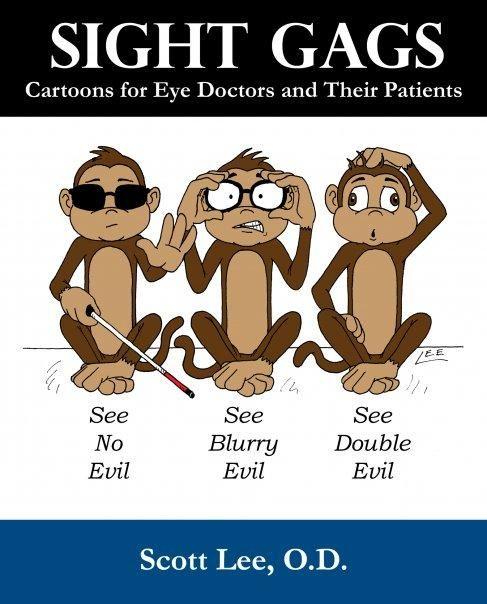 Sight Gags Eye Jokes Optometry Humor Eye Doctor