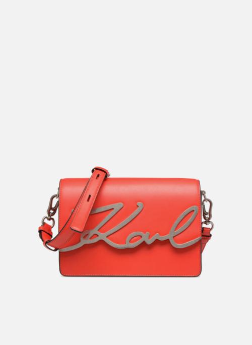 Karl Lagerfeld K Signature Shoulder Bag Sarenza Com Karl Lagerfeld Shoulder Bag Bags