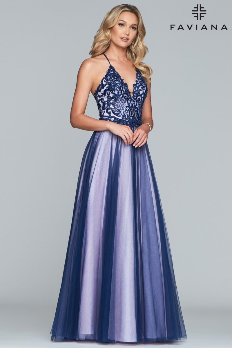 a5586ab85f15 FAVIANA S 10227 | Spring / Summer 2019 in 2019 | Prom dresses ...