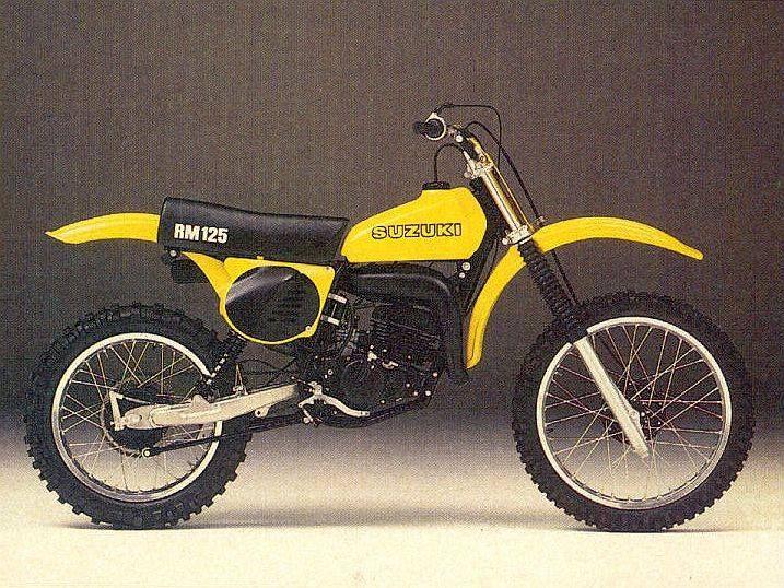 1978 suzuki rm125c the most powerful production 125 motor of 1978 vintage dirt pinterest. Black Bedroom Furniture Sets. Home Design Ideas