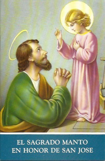 Esta devoción consiste en una serie de oraciones que se rezan durante 30 días, en honor de los años que San José vivió con Jesús y María.