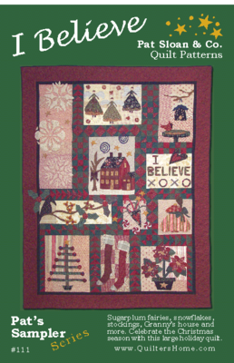 Applique From The City Stitcher NEW WILLOW TREE HILL QUILT QUILTING PATTERN