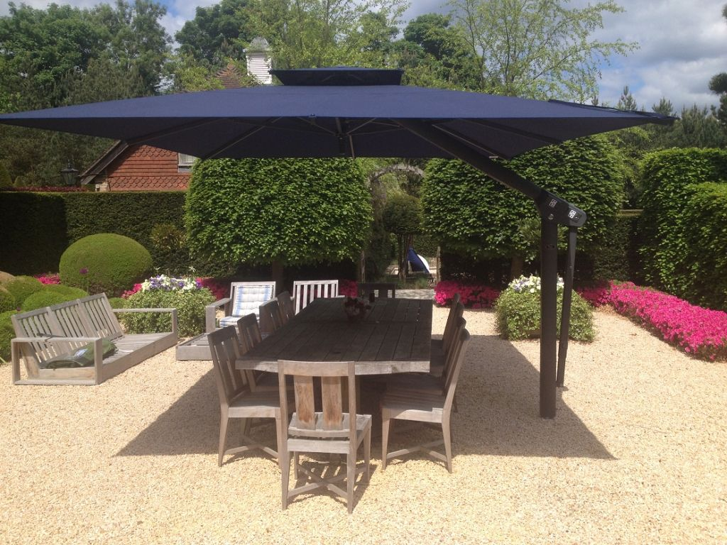 Large Cantilever Patio Umbrellas Large Backyard Landscaping Large Patio Umbrellas Cantilever Patio Umbrella