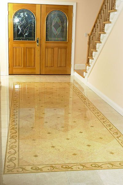 amazing foyer tile floor designs marble floor designs