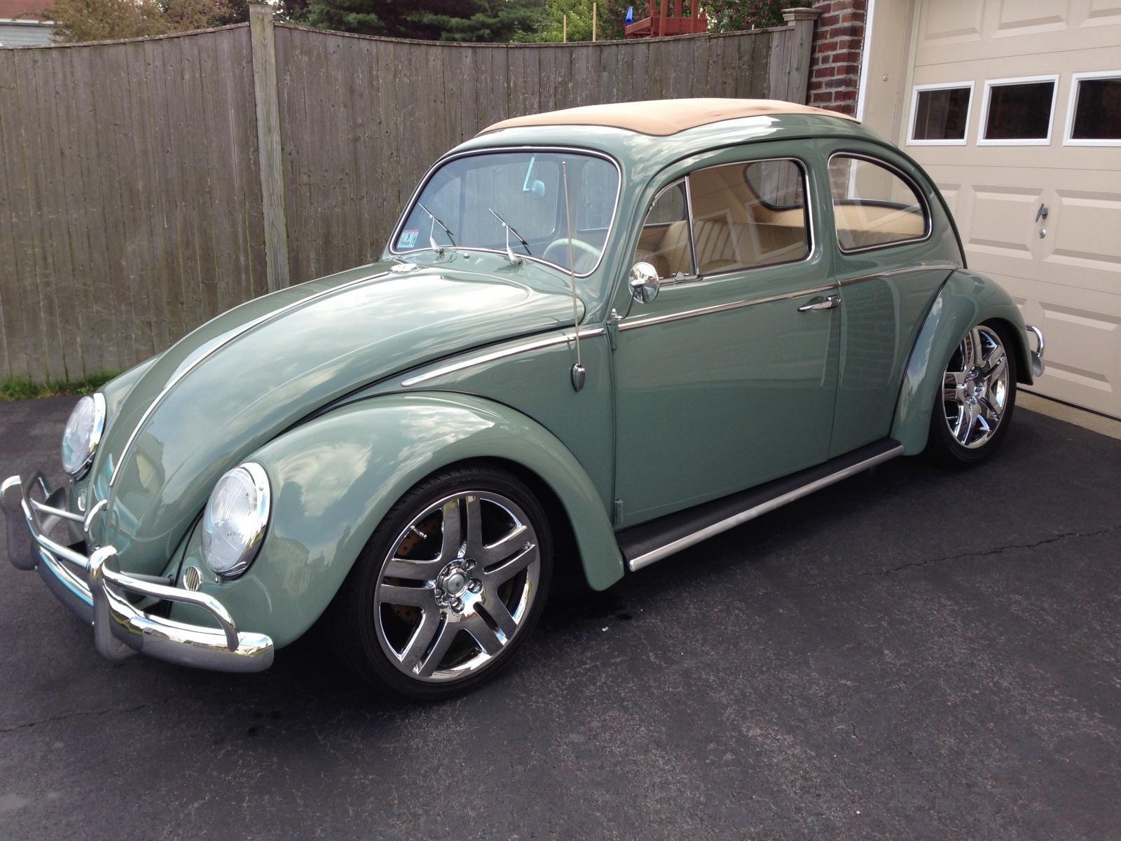 Gallery Robb S 1963 Ragtop Bug 17 Wheels 17 Wheels Vw Beetles Beetle