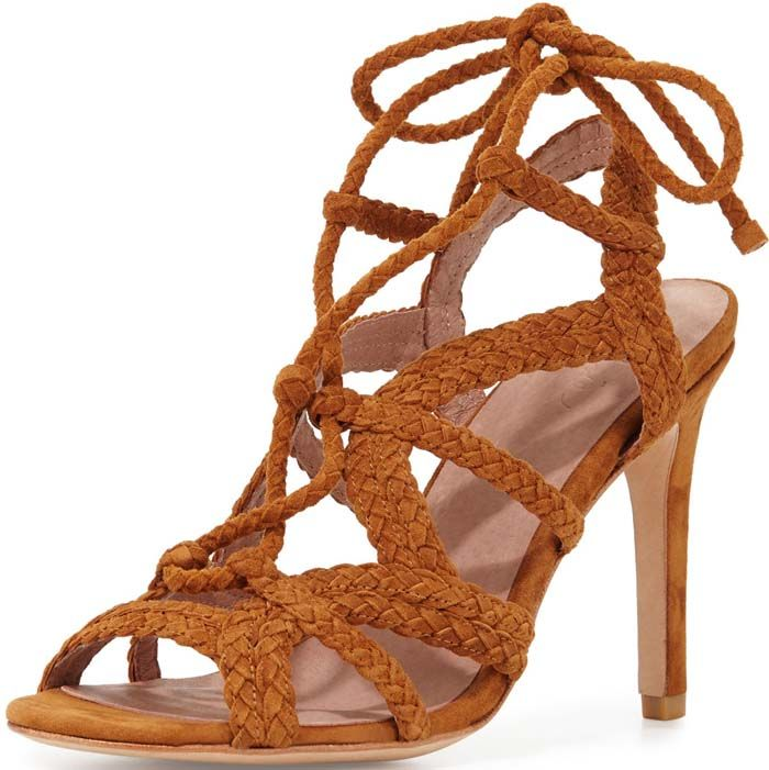 Joie Tonni Sandal Whiskey | Strappy sandals, Cute shoes