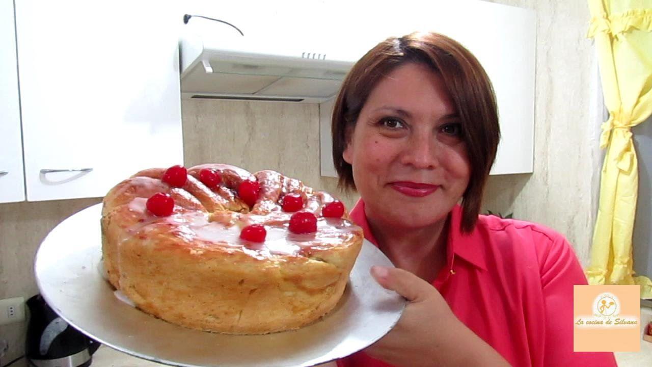 ROSCA DE PASCUA DE RESURRECCION - Silvana Cocina y Manualidades