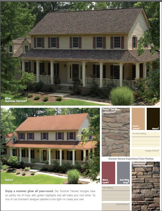 Design Ideas With Owens Corning Trudefinition 174 Duration