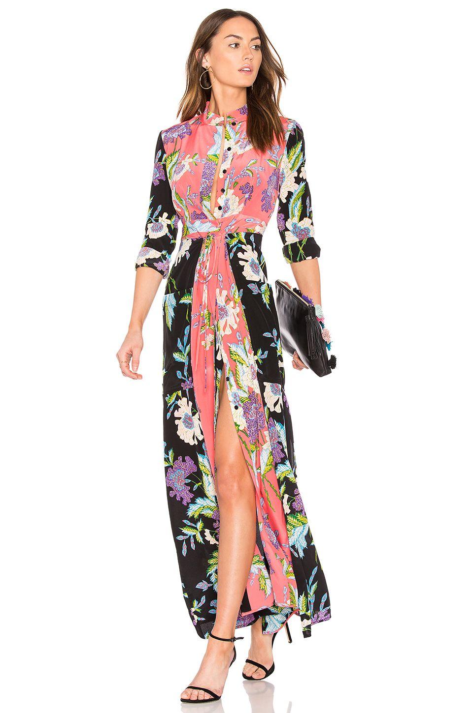 Cheap Best Wholesale floral wrap front dress - Black Diane Von Fürstenberg Brand New Unisex For Sale Free Shipping Online MpkaREe88