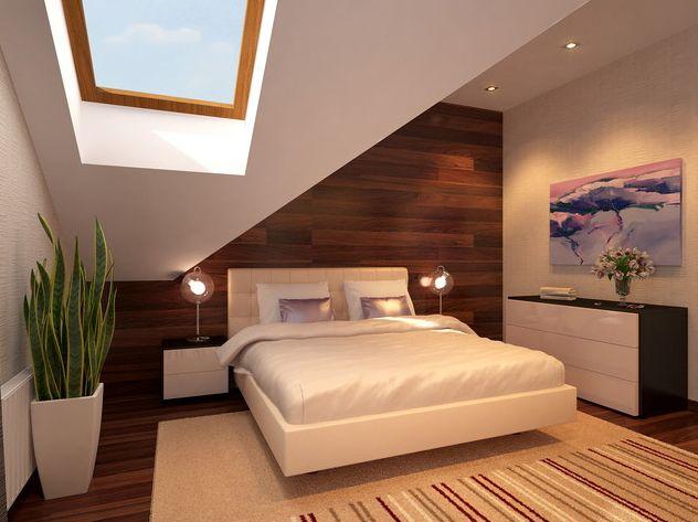 Mansarda bedrooms pinterest camera da letto mansarda e