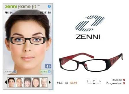 Image result for zenni optical