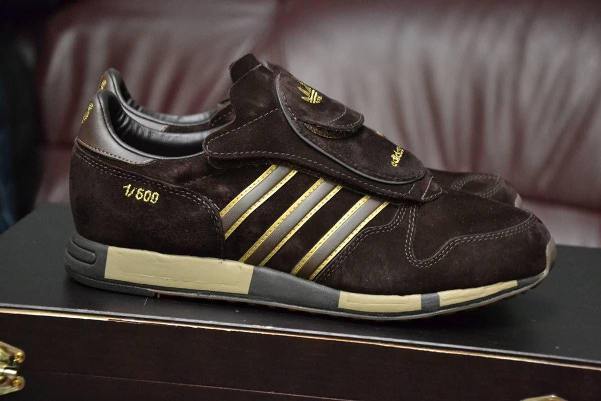 adidas originali micropacer: buck (1 / 500), scarpe da ginnastica: adidas