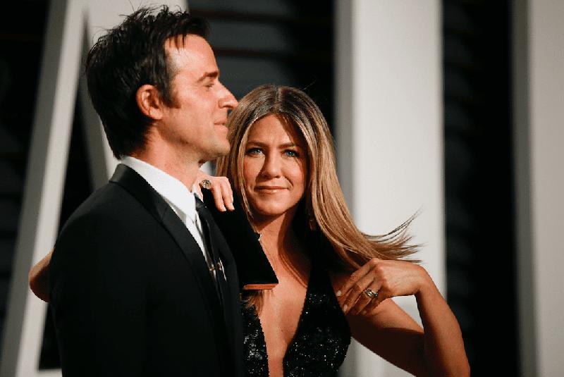 Er Justin Theroux dating Jennifer Aniston